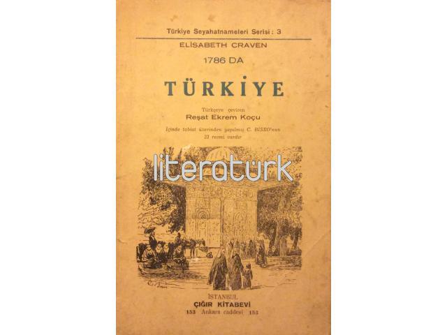 1786'DA TÜRKİYE