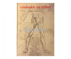 LEONARD DE VINCI ✩ DESSINS ANATOMIQUES