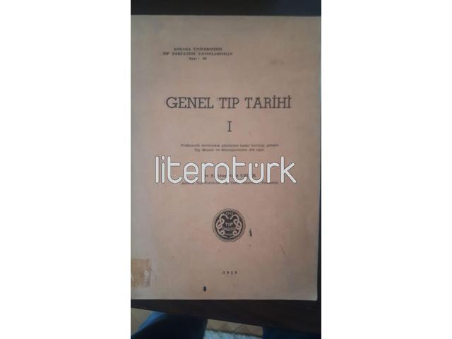 GENEL TIP TARİHİ I