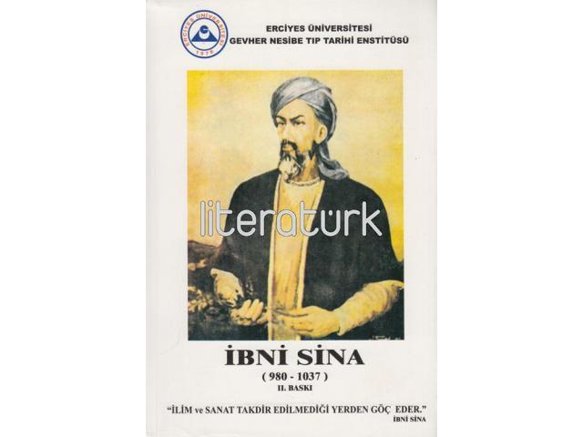 İBNİ SİNA [980-1037]