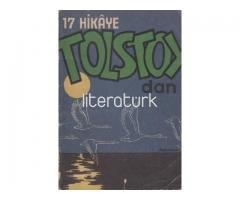 TOLSTOY'DAN 17 HİKAYE [İLK BASKI]