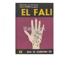 FALCI CHEIRO'YA GÖRE EL FALI. AVUÇ İÇİ ÇİZGİLERİNİN DİLİ