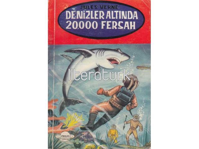 DENİZLER ALTINDA 20000 [YİRMİ BİN] FERSAH