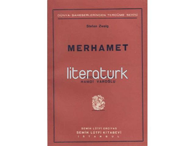 MERHAMET [İLK BASKI]