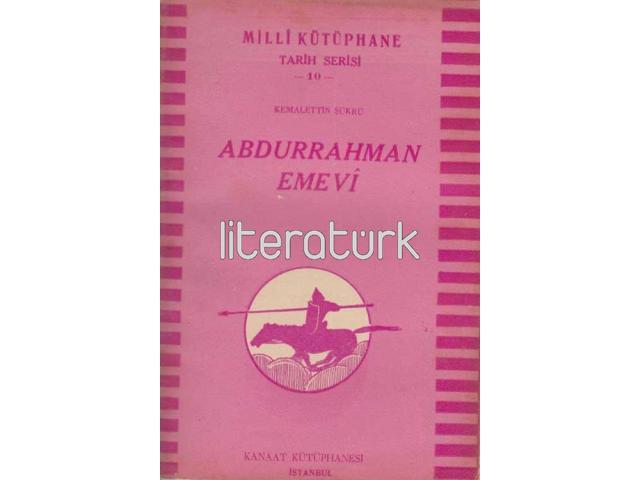 ABDURRAHMAN EMEVİ