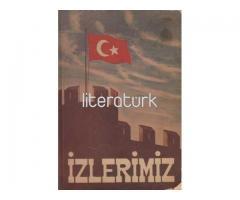 İZLERİMİZ. ROBERT KOLEJ DERGİSİ. 1942-1943