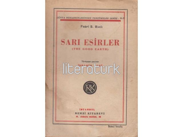 SARI ESİRLER [THE GOOD EARTH]