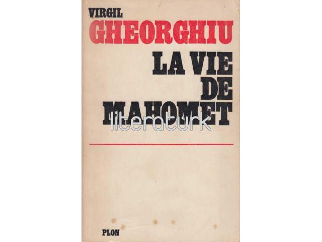 LA VIE DE MAHOMET [İMZALI, FRANSIZCA]