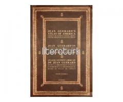 JEAN GUERARD'S ATLAS OF AMERICA. JEAN GUERARD'IN AMERİKA KITASI ATLASLARI [İLK BASKI]
