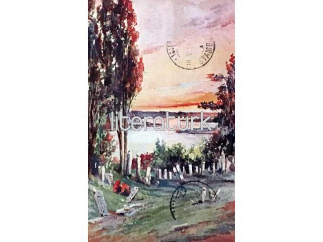 EYÜPTE GÜN BATIMI ADRIEN'S POST CARD № 17 [KARTPOSTAL]