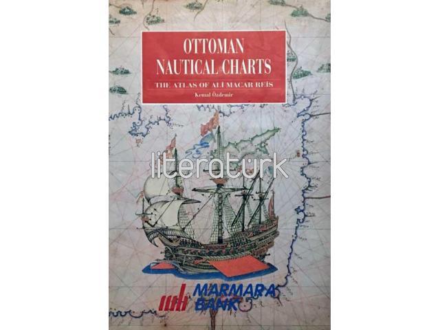 OTTOMAN NAUTICAL CHARTS ✩ THE ATLAS OF ALI MACAR REIS