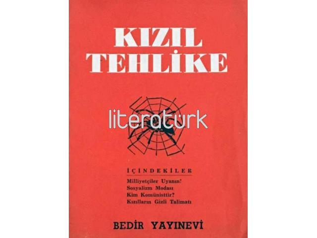 KIZIL TEHLİKE
