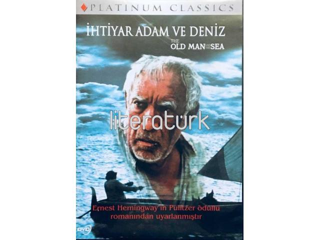 İHTİYAR ADAM VE DENİZ [THE OLD MAN AND THE SEA] [TÜRKÇE, DVD]
