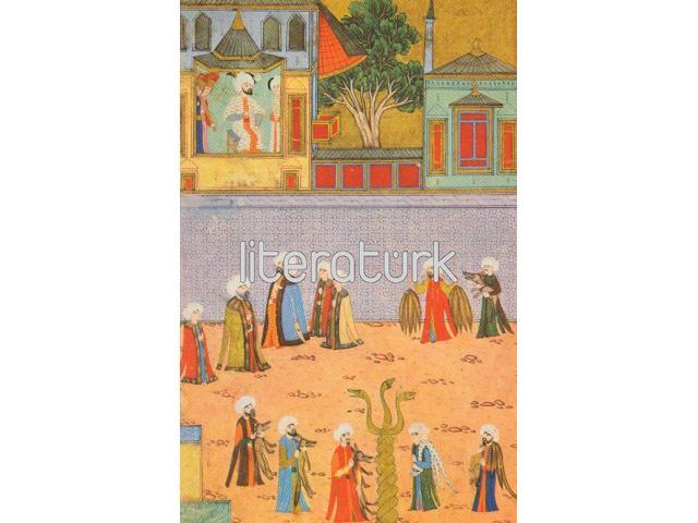 NAKKAŞ OSMAN ✩ SURNAME-İ HUMAYUN ✩ KÜRKÇÜLERİN GEÇİŞİ № 51 [TIPKIBASIM, MİNYATÜR]