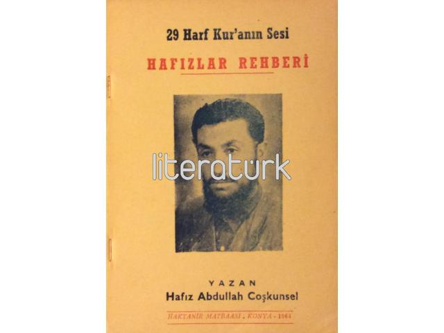29 HARF KUR'ANIN SESİ - HAFIZLAR REHBERİ