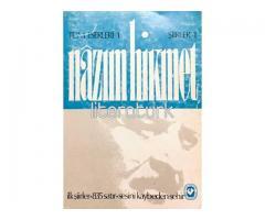 NAZIM HİKMET ✩ TÜM ESERLERİ ✩ ŞİİRLER 1-5 [İLK BASKI]
