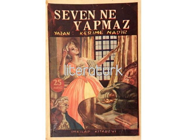 SEVEN NE YAPMAZ
