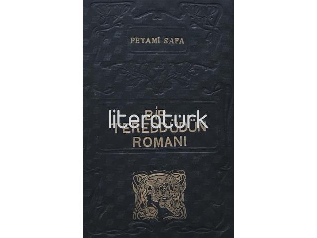 BİR TEREDDÜDÜN ROMANI [İLK BASKI]