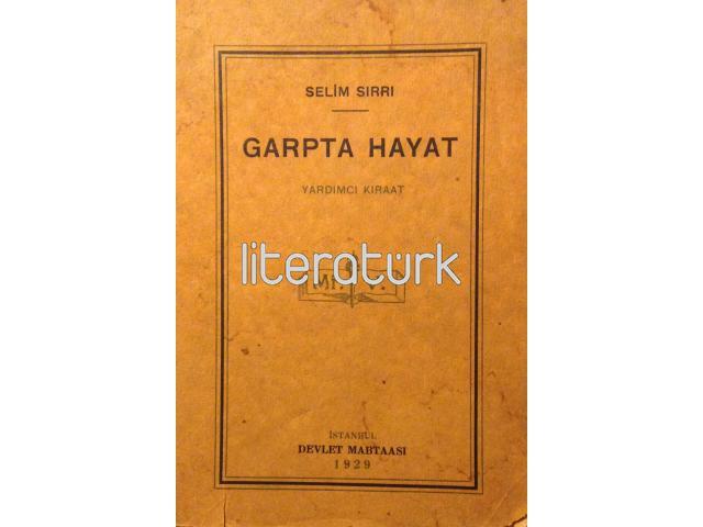 GARPTA HAYAT ✩ YARDIMCI KIRAAT