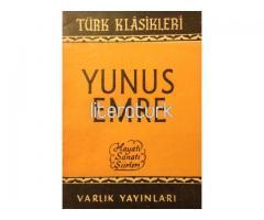 YUNUS EMRE - HAYATI SANATI ŞİİRLERİ