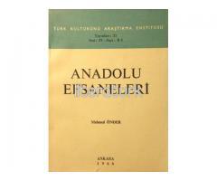 ANADOLU EFSANELERİ