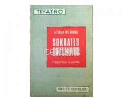 SOKRATES SAVUNUYOR - TRAGEDYA 2 PERDE [İLK BASKI]