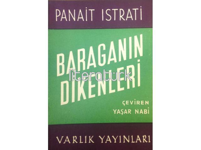 BARAGANIN DİKENLERİ