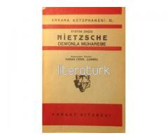 NİETZSCHE - DEMONLA MUHAREBE