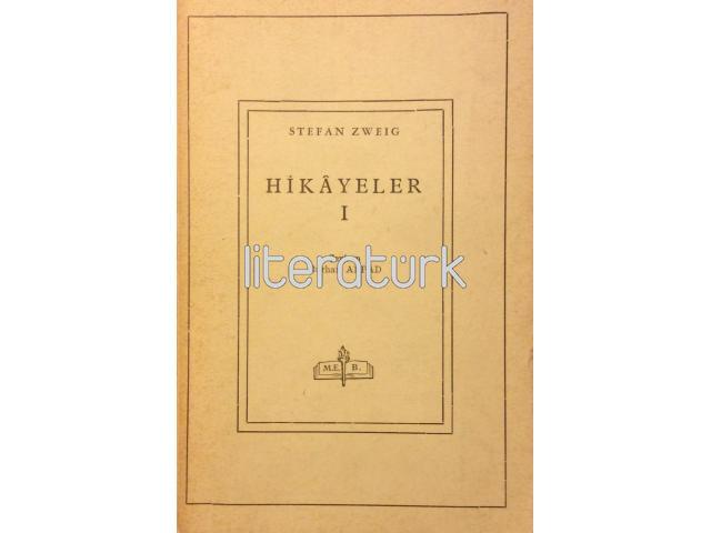 HİKAYELER I-II TAKIM [İLK BASKI]