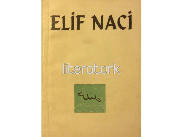 ELİF NACİ - GALATASARAY LİSESİ - 1 ŞUBAT 1954