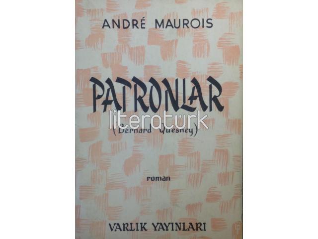 PATRONLAR [BERNARD QUESNEY]