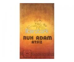 RUH ADAM [İLK BASKI]