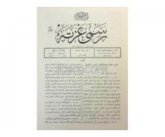 TÜRKİYE CUMHURİYETİ RESMİ GAZETE, 14 NİSAN 1928, SAYI 863 [OSMANLICA]