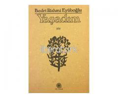 YAŞADIM - ŞİİRLER
