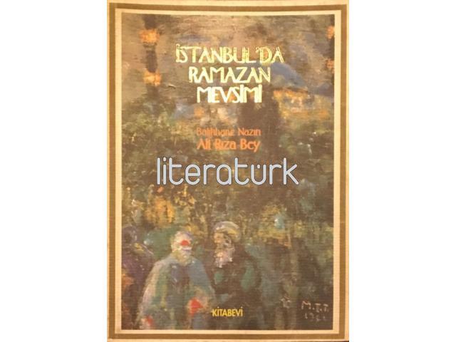 İSTANBUL'DA RAMAZAN MEVSİMİ