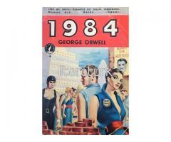 1984 [BİNDOKUZYÜZSEKSENDÖRT] [İLK BASKI]